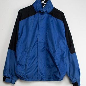 Vintage Marlboro Royal Blue Jacket w/ Hood